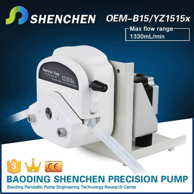 Economical Speed Regulator OEM peristaltic pump for dish washer