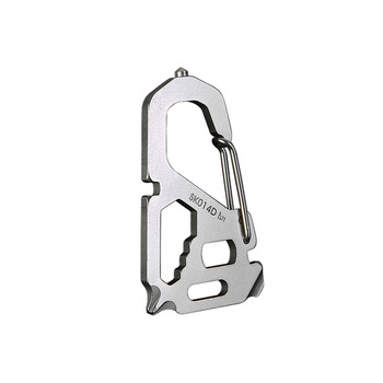 Best Promotional Mini Carabiner Multi Tool With Buckle