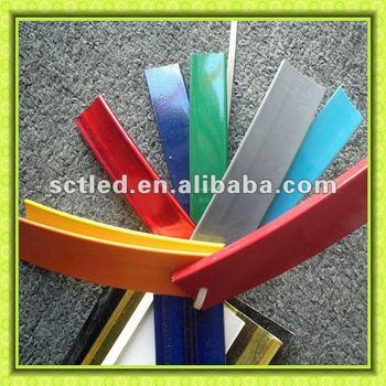 Plastic trim cap for channel letter buy aluminum and for Channel letter trim cap