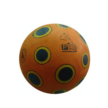 Sports Rubber Pebble Surface Kids Football