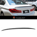 For BMWW 5 series G30 M5 style rear trunk spoiler