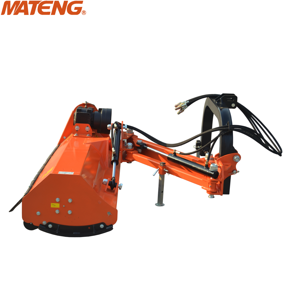 New design mowing machine