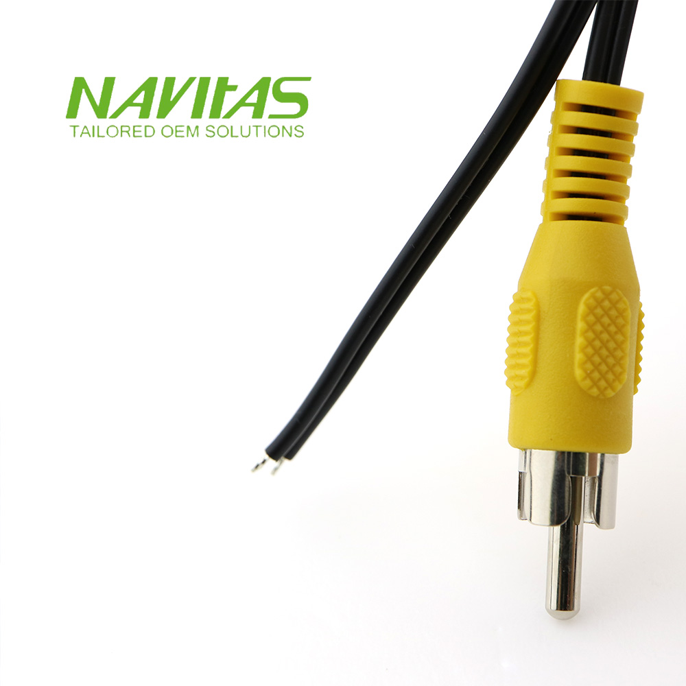 Audio VGA Connector Coaxial Cable Assembly
