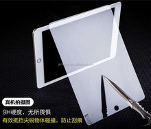 new arrival tempered glass sceen protector for ipad pro 9.7 screen protector