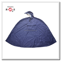 raincoat factory OEM nylon rain poncho for bicycle