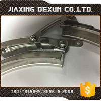 OEM best price metal stamping parts, stainless steel circle luggage hoop