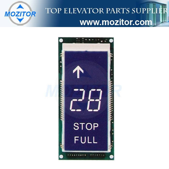 supply high quality elevator led 7 segment display