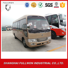 new design dongfeng LHD coach bus EQ6701LHT for sale