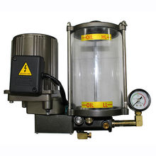 1L Automatic Electric Lubrication System Butter Pump