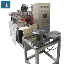 Automatic and high quality pu air filter cleaning glue machine