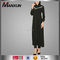 2016 Hot Selling Model Muslim Clothing Hooed Abaya Baju Kurung Islamic Clothing And Black Muslim Abayas