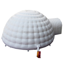 Lighting tent with inflatable mattress/inflatable tent with led light