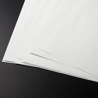 80gsm acid free starch free 75 cotton 25 linen linter pulp banknote paper