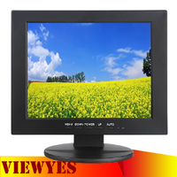 10 inch Desktop TFT LCD Monitor with VGA Input