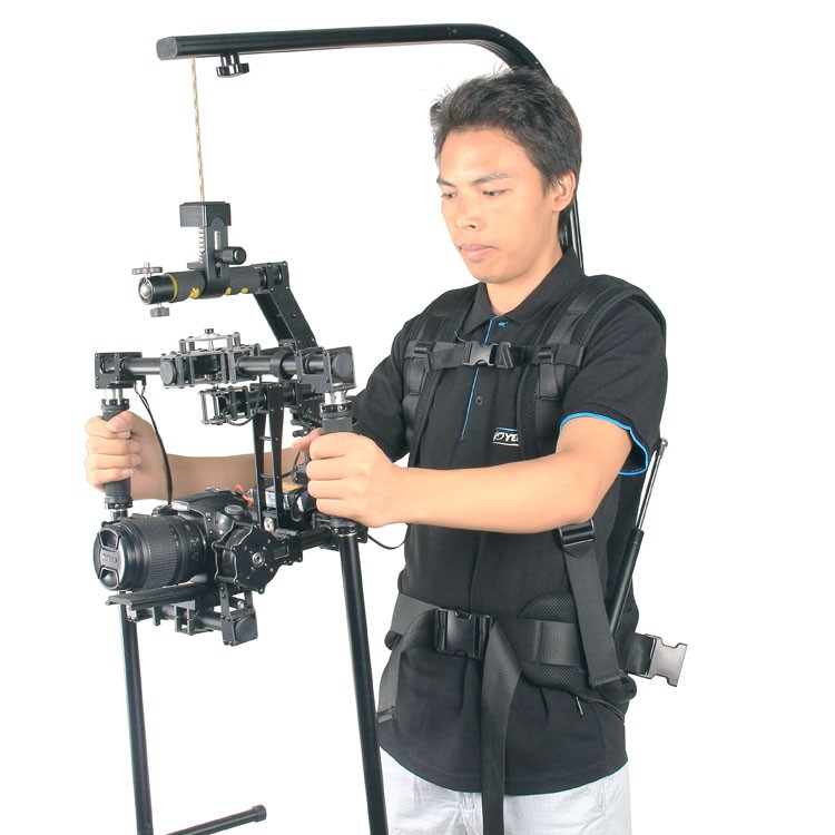 YELANGU Newly Loading Weight 3-18kg Camera Easy Rig for 3 Axis Gimbal Handheld Stabilizer