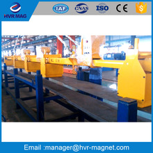 HVR MAG Battery electro permanent magnet lifter for steel plates handling