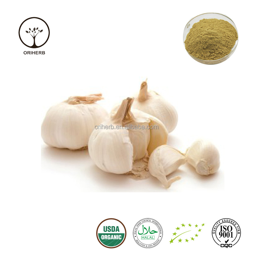 High quality garlic extract allicin