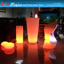 Hot sale modern led bar table/modern Led furniture / Led bar counter