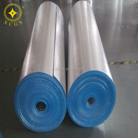 Fire Proof XPE Foam Foil Thermal Break Material Pipe Insulation