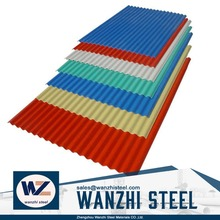 cheap price High-strength corrugated roofing Steel Plate