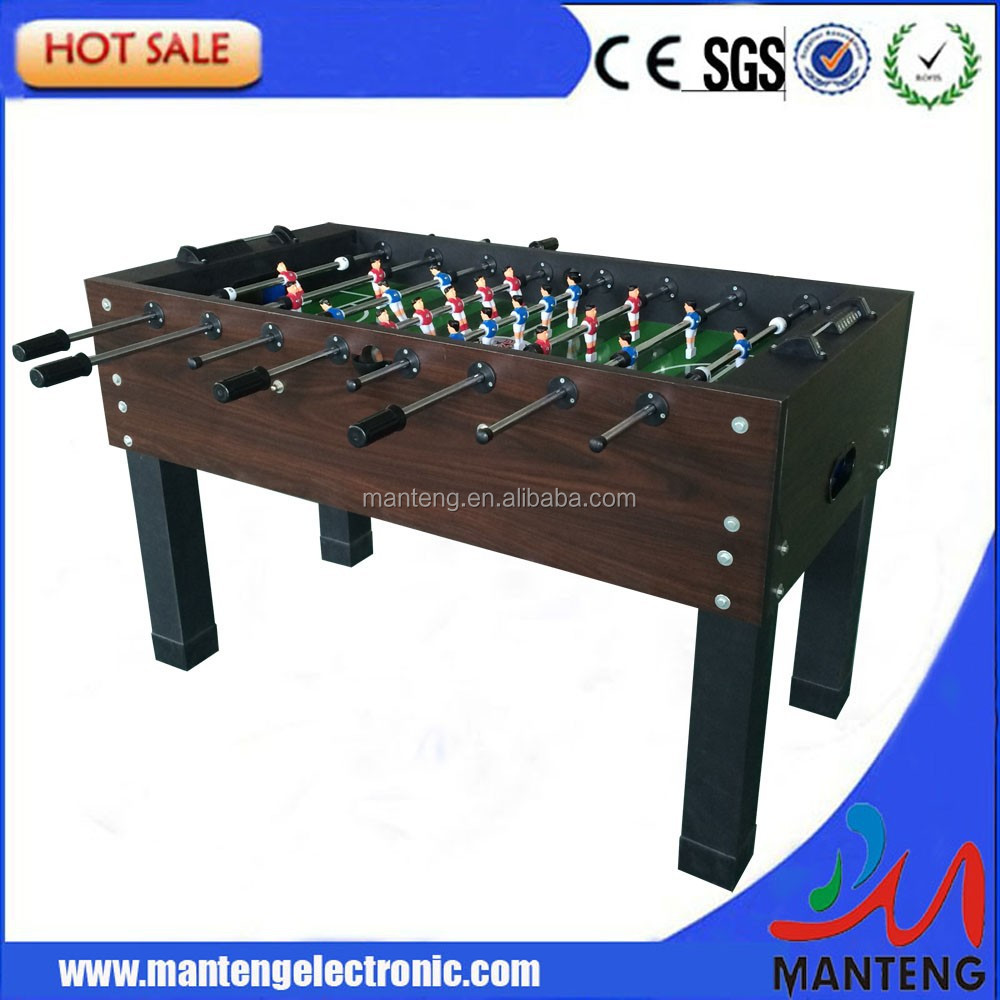 Manufacturer wholesale family sport babyfoot kicker football soccer table