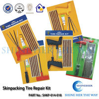 Shin Packing Tools 24 Hour Free Flat Tire Repair Tubeless Tyre for Car Repair