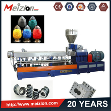 recycle plastic granules making machine price/plastic granulating machine/polyester staple fiber manufacturer