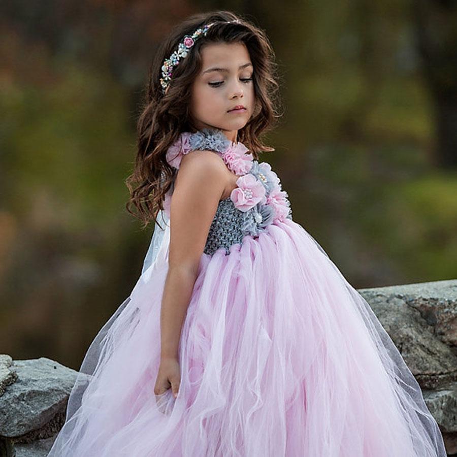 Children Tulle Dress