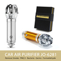 Best Popular 12V Mini Crystal Car Ionizer Air Purifier JO-6281 in Alibaba