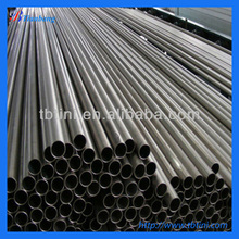 Factory Supply ASTM B338 Gr.2 OD.19.05mm 22mm 34mm Titanium Seamless Tubes For Heat Changer Professional