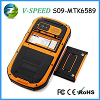Vsspeed Rugged Waterproof Shockproof Dustproof Cell Phone S09-MTK6589 CHEAP PRICE Cell Phones