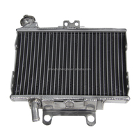 Auto Motorcycle Parts For HONDA CR125 98-99/CR250 97-99 Aluminum Radiator
