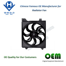 Auto Spare Parts Car Radiator Cooling Fan ForKIA RIO 07-08 A/C FAN