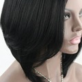 indian women hair full lace wig long black hair wigs, indian natural women hair wig