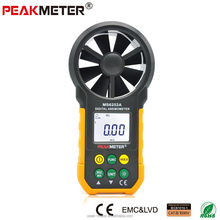 China best new Digital air flow meter MS6252A for wind speed measuring