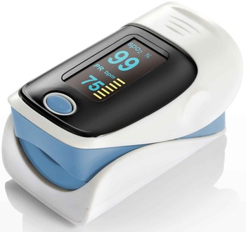 CE/FDA Approved OLED Display YK-80A Fingertip Pulse Oximeter