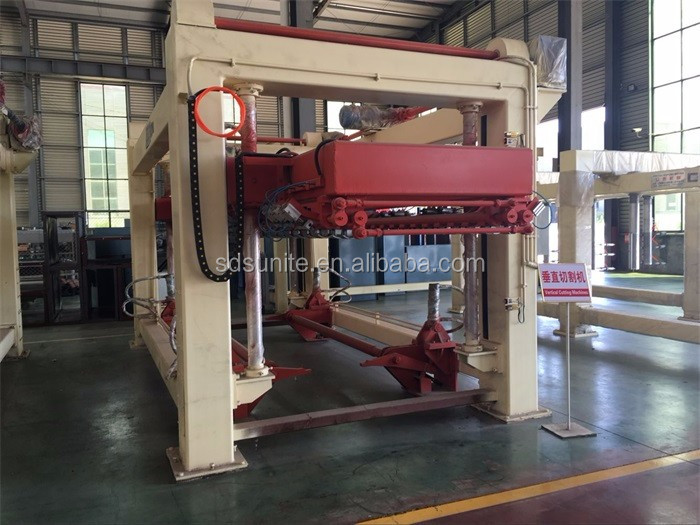 Brand AAC aerated concrete plaster block making machine
