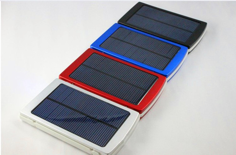 2014 hot selling solar panel portable charger 7200mah solar powerbank for iphone5/5S, samsung galaxy2