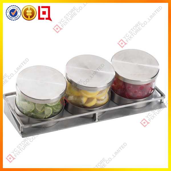 new design countertop display stand for tea