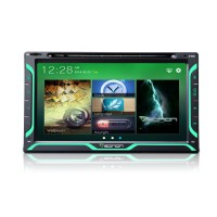 "EONON D2106 The Flash 6.95"" 2 Din Digital Screen Car DVD Player"