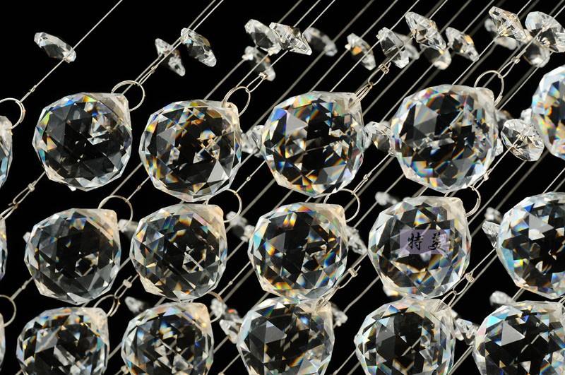 2015 nieuwe h500mm k9 kristallen kroonluchter for Kristallen kroonluchter schoonmaken
