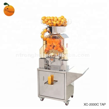 Forbidden Self-purchase Self-service Faucet Commercial Orange Juicer Machine