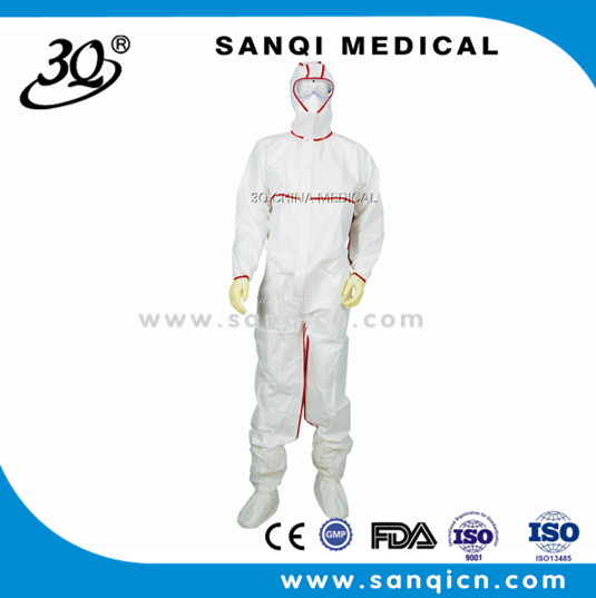 cheap Efficient sf industrial protective coverall