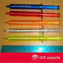 Rainbow Lovely Syringe pen/ Animal craft Pen