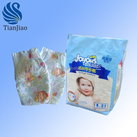 2015 Hot sale wholesale disposable baby diapers, high absorption baby diapers,printed napkin in pallets