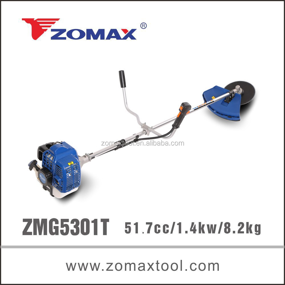 China supplier ZOMAX 51.7cc ZM5301 higt branch cutter with tree maintenance