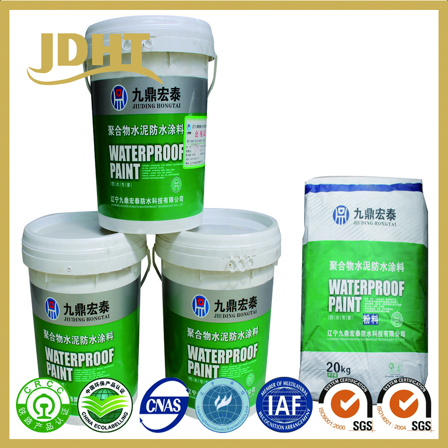 M011 JD-102 Large quantity Super JS water quick setting waterproofing coating factory