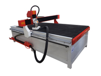 gantry moving cnc router NC-B1224 wood carving machine price