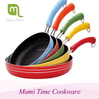 2015 new Mami time beautiful microwave frying pan with good quality
