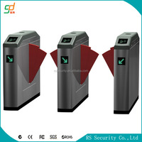 Excellent design pedestrian optical electronic turnstile access control